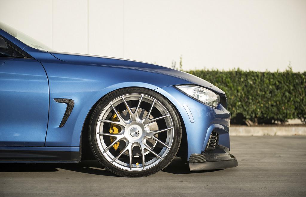Avant Garde M410 Wheels in Hyper Silver BMW F32 (5)