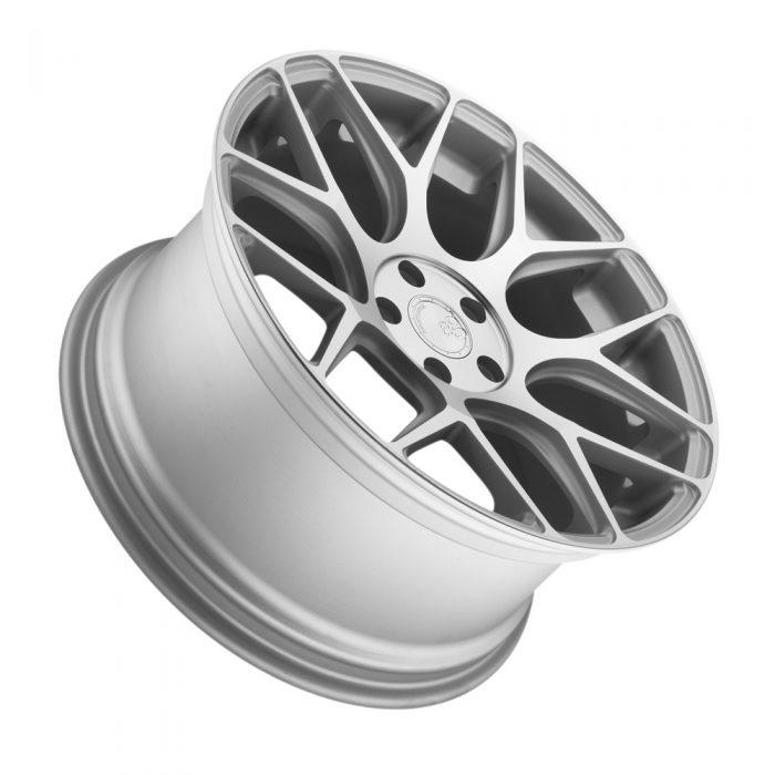 Avant Garde M590 Wheels in Satin Silver