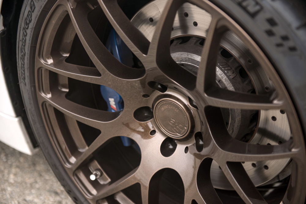 Avant Garde M610 Wheels in Bronze Burst on BMW M4 F82 (5)