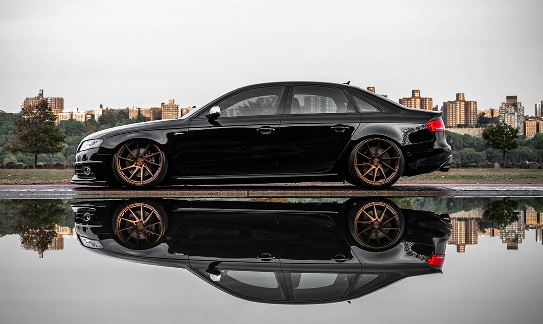 Avant Garde M621 Wheels In Silver For Audi 5x112mm