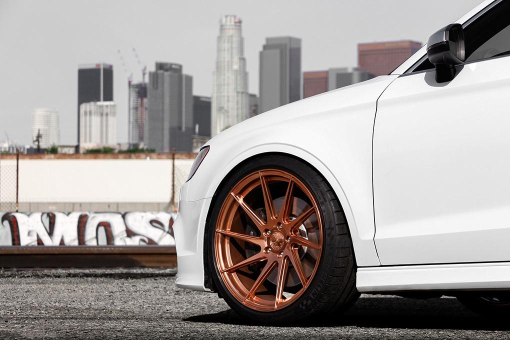 Avant Garde M621 Wheels in Polished Copper (3)