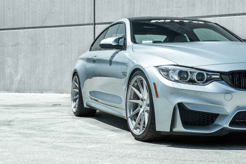 Avant Garde M621 Wheels in Brushed Liquid Silver (4)