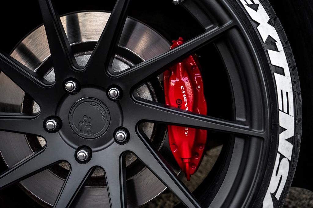 Avant Garde M621 Wheels in Matte Black (4)