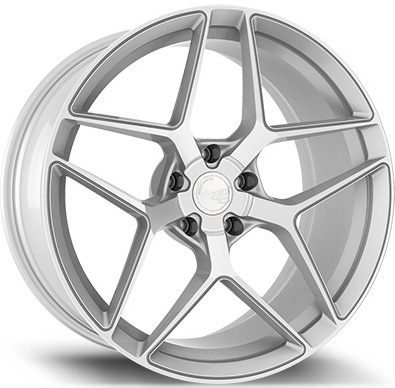 Avant Garde M650 Wheels in Machine Silver for Scion