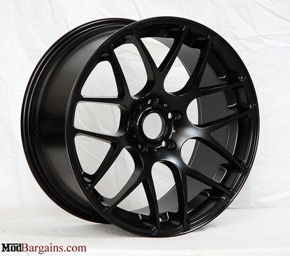 Avant Garde M310 Wheel Matte Black Right Face