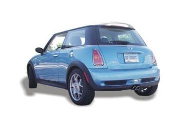 Billy Boat Mini Cooper S Exhaust System