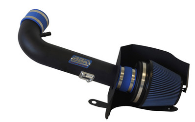 BBK Performance Cold Air Intake System Black Out Series
