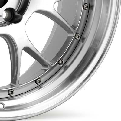 BBS LMR Forged Porsche Wheels