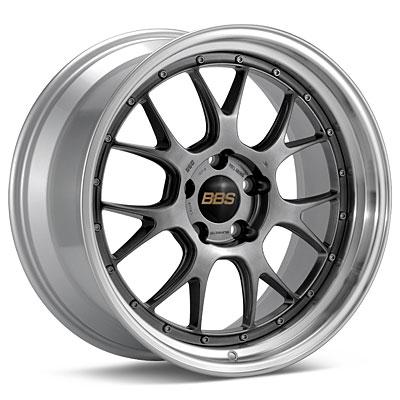 BBS LMR Forged Porsche Wheels Diamond Black