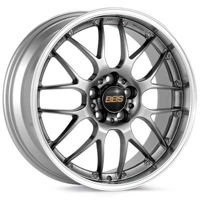 BBS RS-GT Wheel in Diamond Black