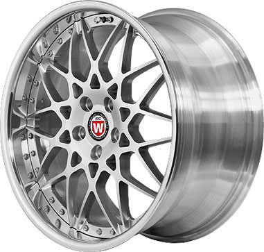 BC Racing Wheels BS 01 Bright Silver