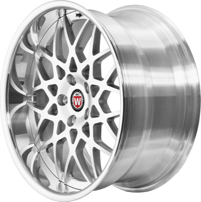 BC Racing Wheels BS 02 Bright Silver