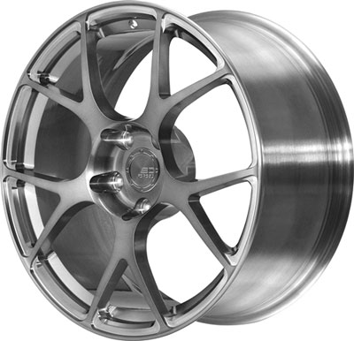BC Racing Wheels Brushed Black RS41