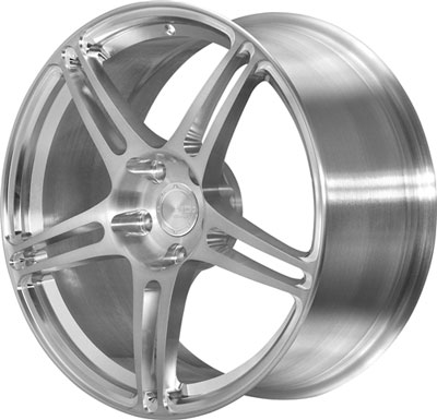 BC Racing Wheels RS 42 Brushed