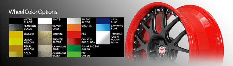 Wheel Color