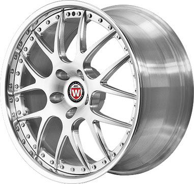 BC Racing Wheels FJ 04 Bright Silver