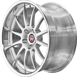 BC Racing Wheels FJ 34 Bright Silver