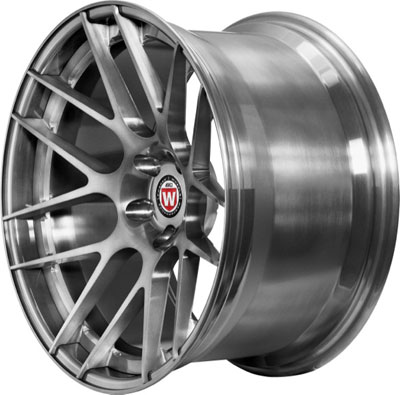 BC Racing Wheels HB 04 Brushed Black