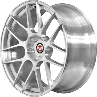 BC Racing Wheels HB 04 Brushed