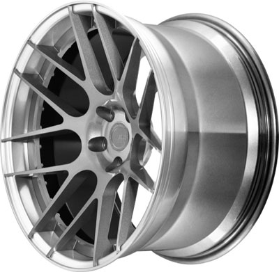 BC Racing Wheels HB 04 Gunmetal