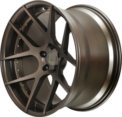 BC Racing Wheels HB 05 Matte Bronze Drum and Face