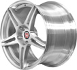 BC Racing Wheels HB 09 Brushed