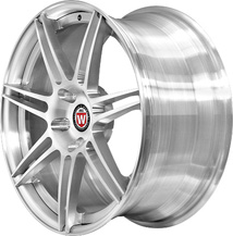 BC Racing Wheels HB 27 Brushed