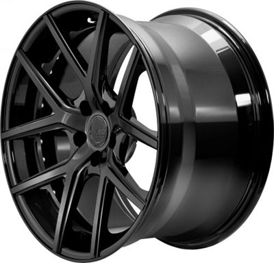 BC Racing Wheels HB-S 02 Gloss Black