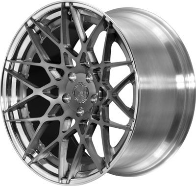 BC Racing Wheels HC 33 Brushed Black