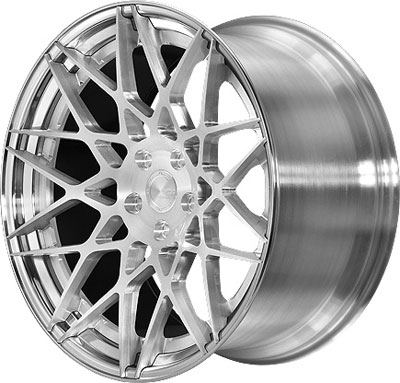 BC Racing Wheels HC 33 Brushed