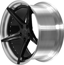 BC Racing Wheels HC 50 Gloss Black