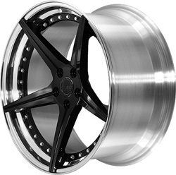 BC Racing Wheels HC 50S Gloss Black