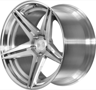BC Racing Wheels HC 52 Brushed