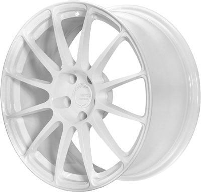 BC Racing Wheels RS 43 White