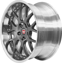 BC Racing Wheels SN 01 Matte Gunmetal