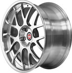 BC Racing Wheels SN 02 Bright Silver