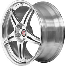 BC Racing Wheels SN 05 Bright Silver