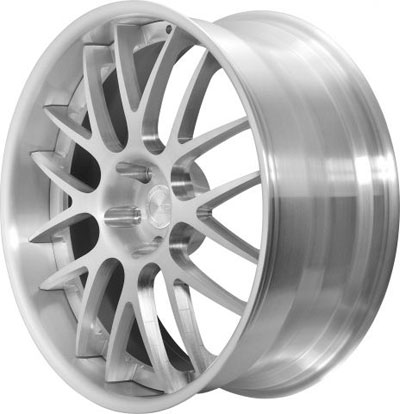 BC Racing Wheels Brushed SR 04