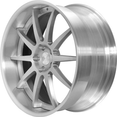 BC Racing Wheels SR 05 Brushed