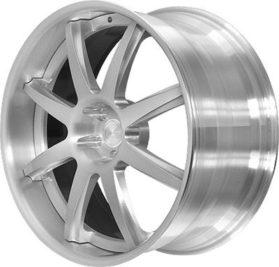 BC Racing Wheels SR 07 Brushed