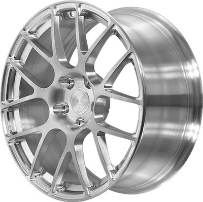 BC Racing Wheels Brushed RS 40