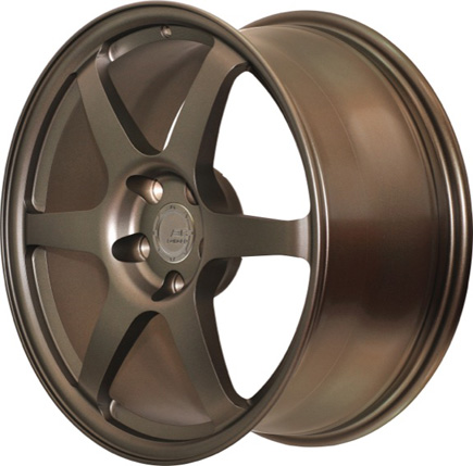 BC Racing Wheels RT 51 Matte Bronze