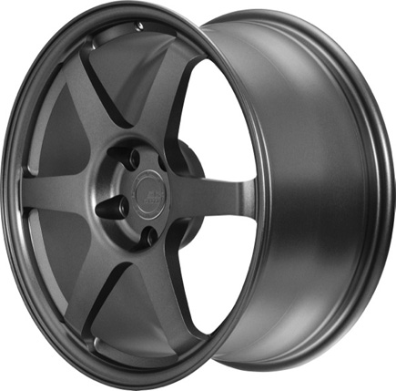 BC Racing Wheels RT 51 Matte Gunmetal