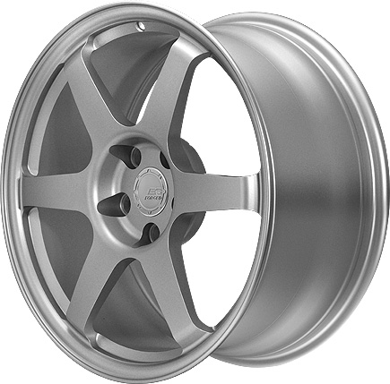 BC Racing Wheels RT 51 Matte Silver