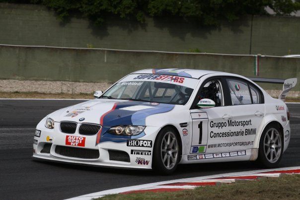 BMC Air Filters Racing BMW