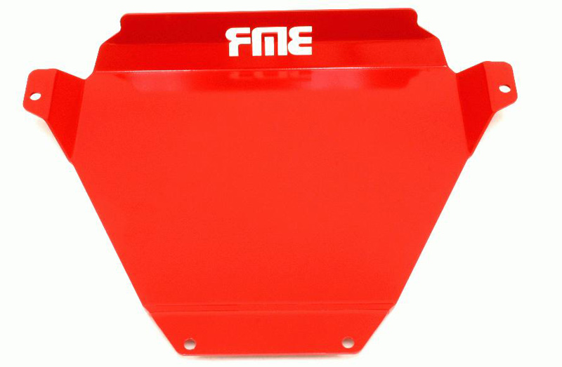 BMR Suspension 2004-06 Pontiac GTO Skid Plate - Red