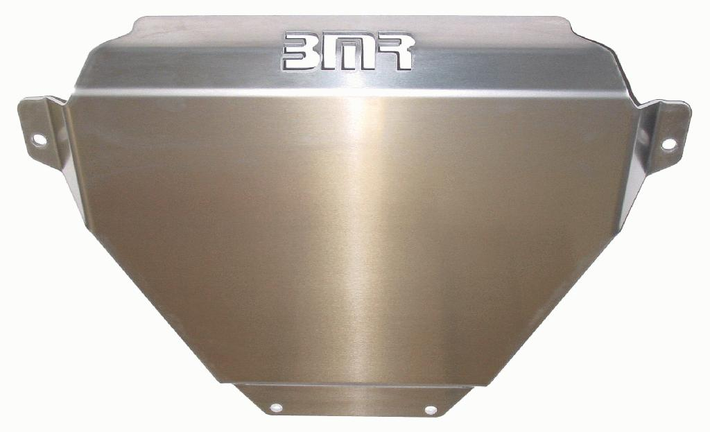 BMR Suspension 2004-06 Pontiac GTO Skid Plate - Bare Stainless