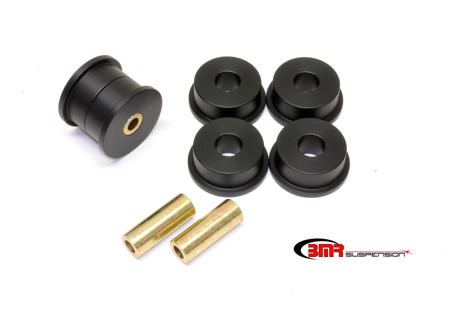 BMR Suspension 2010-14 Camaro Race Rear Cradle Bushing Kit 2