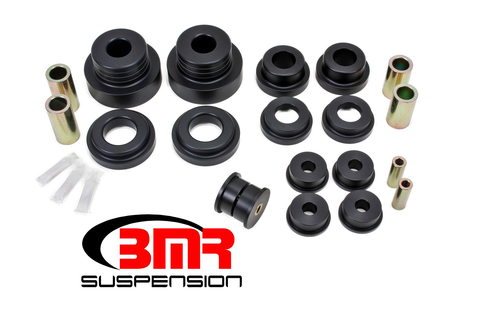 BMR Suspension 2010-14 Camaro Race Rear Cradle Bushing Kit