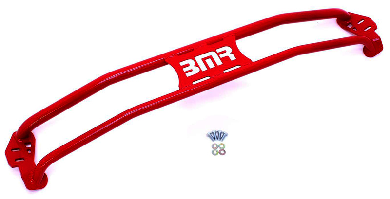 BMR Suspension 2011-14 Camaro 2 Point Strut Brace Red